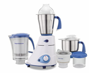 Preethi Blue Leaf Platinum MG 139 Mixer Grinder